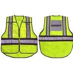 SAFETY VEST, FIRE