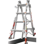 FIREMANS OVERHAUL LADDER
