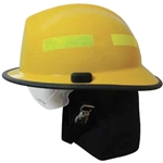Pacific F6 Structural Fire Helmet