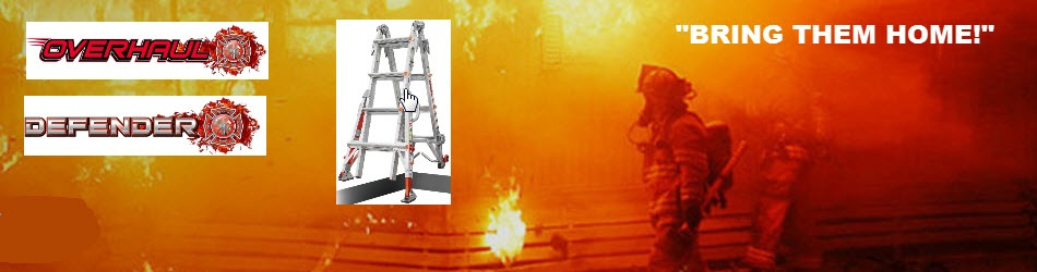 LITTLE GIANT FIRE CLIMBING EQUIPMENT